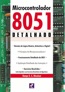 Microcontrolador-8051---Detalhado