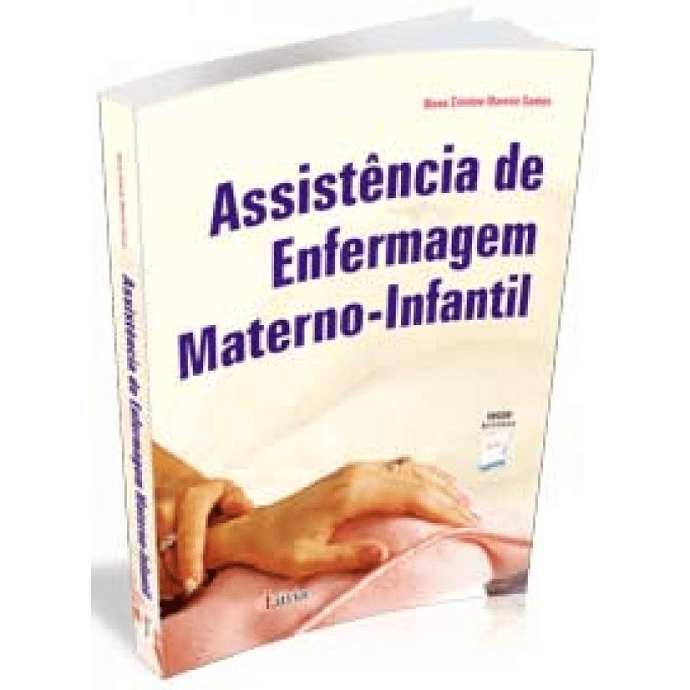 Assistencia De Enfermagem Materno Infantil Editoraerica
