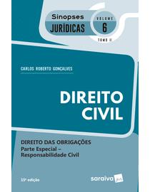Sinopses-Juridicas---Direito-das-Obrigacoes-Volume-6