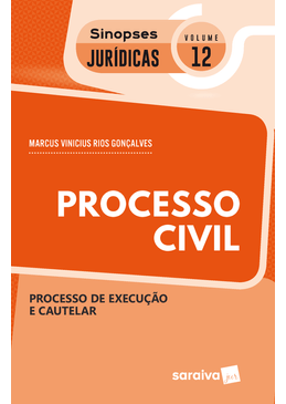 Sinopses-Juridicas-12---Execucao-Civil