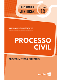 Colecao-Sinopses-Juridicas---Procedimentos-Especiais-Volume-13