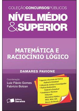 Colecao-Concursos-Publicos-Nivel-Medio-e-Superior---Matematica-e-Raciocinio-Logico-