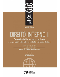Colecao-Diplomata---Direito-Interno--Constituicao-Organizacao-e--Responsabilidade-do-Estado-Brasileiro