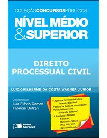 Colecao-Concursos-Publicos---Nivel-Medio---Superior---Direito-Processual-Civil--Fisico