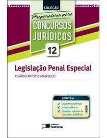 Colecao-Preparatoria-Para-Concursos-Juridicos-Volume-12---Legislacao-Penal-Especial