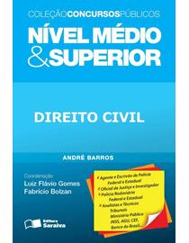 Colecao-Concursos-Publicos---Nivel-Medio-e-Superior---Direito-Civil-