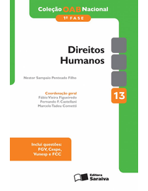 Colecao-OAB-Nacional-1ª-Fase-Volume-13---Direitos-Humanos