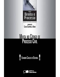 Colecao-Direito-e-Processo---Multa-no-Codigo-de-Processo-Civil