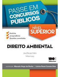 Colecao-Passe-em-Concursos-Publicos---Nivel-Superior---Direito-Ambiental