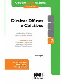 Colecao-OAB-Nacional-1ª-Fase-Volume-12---Direitos-Difusos-e-Coletivos