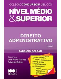 Colecao-Concursos-Publicos-Nivel-Medio-e-Superior---Direito-Administrativo