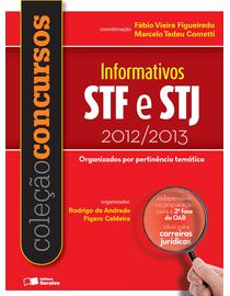 Colecao-Concursos---Informativos-STJ-e-STF