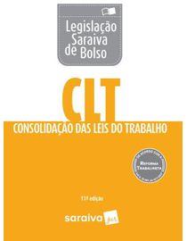 Legislacao-Saraiva-de-Bolso-2018---CLT-Consolidacao-das-Leis-do-Trabalho