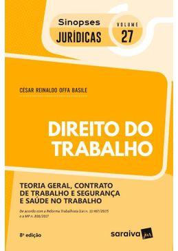 Colecao-Sinopses-Juridicas-Volume-27---Direito-do-Trabalho