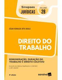 Colecao-Sinopses-Juridicas-Volume-28---Direito-do-Trabalho