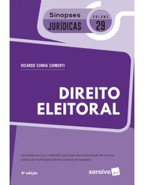 Colecao-Sinopses-Juridicas-Volume-29---Direito-Eleitoral