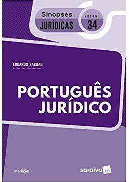 Colecao-Sinopses-Juridicas-Volume-34---Portugues-Juridico