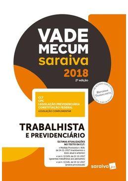 Vade-Mecum-Saraiva-2018---Trabalhista-e-Previdenciario