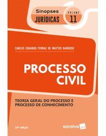 -Colecao-Sinopses-Juridicas-Volume-11---Processo-Civil---Teoria-do-Processo-e-Processo-de-Conhecimento
