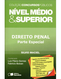 Colecao-Concursos-Publicos---Nivel-Medio---Superior---Direito-Penal---Parte-Especial