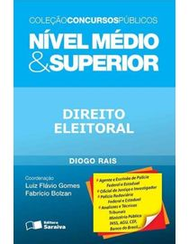 Colecao-Concursos-Publicos---Nivel-Medio---Superior---Direito-Eleitoral