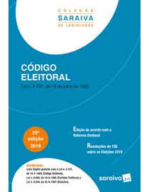 Colecao-Saraiva-de-Legislacao-Codigo-Eleitoral-