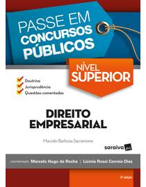 Colecao-Passe-em-Concursos-Publicos-Nivel-Superior---Direito-Empresarial