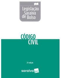 Legislacao-Saraiva-de-Bolso---Codigo-Civil