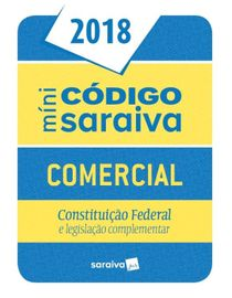 Minicodigo-Saraiva---Comercial---Constituicao-Federal-e-Legislacao-Complementar