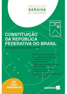 Colecao-Saraiva-de-Legislacao---Constituicao-da-Republica-Federativa-do-Brasil