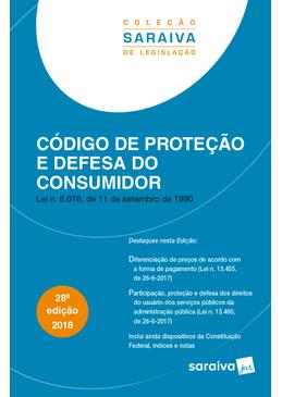 Colecao-Saraiva-de-Legislacao---Codigo-de-Protecao-e-Defesa-do-Consumidor-