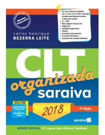 CLT-Organizada-Saraiva