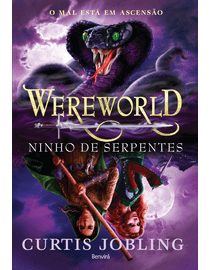 Wereworld---Ninho-de-Serpentes-Volume-4