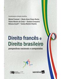 Direito-Frances-e-Direito-Brasileiro---Linha-de-Direito-Comparado---Serie-IDP-