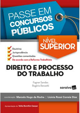 Passe-em-Concursos-Publicos---Nivel-Superior---Direito-e-Processo-do-Trabalho