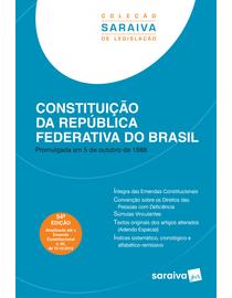 Colecao-Saraiva-de-Legislacao---Constituicao-da-Republica-Federativa-do-Brasil---54ª-Edicao