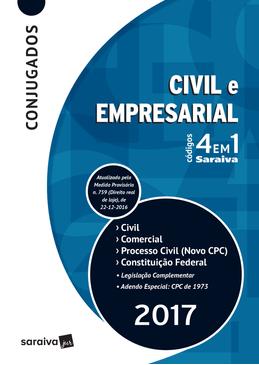 Codigos-4-em-1-Saraiva---Civil-e-Empresarial---Colecao-Conjugados-2017