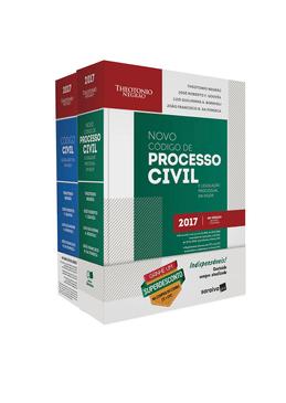 Combo-Codigo-Civil-e-Legislacao-Civil-em-Vigor---Codigo-de-Processo-Civil-e-Legislacao-Processual-em-Vigor-2017