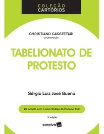 Colecao-Cartorios---Tabelionato-de-Protesto---3ª-Edicao