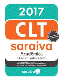 CLT-Academica-e-Constituicao-Federal---16ª-Edicao
