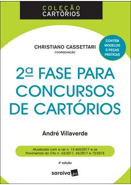 2ª-Fase-Para-Concursos-de-Cartorios---4ª-Edicao---Colecao-Cartorios