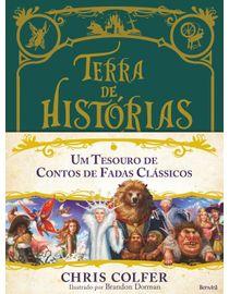 Terra-de-Historias---Um-tesouro-de-Contos-de-Fadas-Classicos