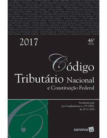 Codigo-Tributario-Nacional-e-Constituicao-Federal---46ª-Edicao