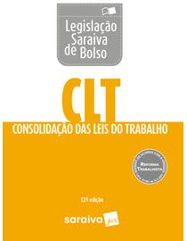 Legislacao-Saraiva-de-Bolso---CLT---12ª-Edicao