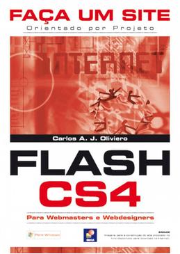 Faca-Um-Site---Flash-CS4---Orientado-por-Projeto