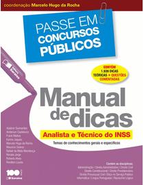 Passe-em-Concursos-Publicos---Manual-de-Dicas---Analista-e-Tecnico-do-INSS