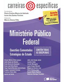 Colecao-Carreiras-Especificas---Ministerio-Publico-Federal