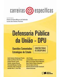 Colecao-Carreiras-Especificas---Defensoria-Publica-da-Uniao---DPU