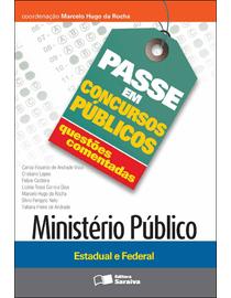 Colecao-Passe-em-Concursos-Publicos---Ministerio-Publico---Questoes-Comentadas