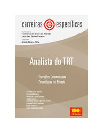 Colecao-Carreiras-Especificas---Analista-do-TRT---Questoes-Comentadas---Estrategias-de-Estudo-